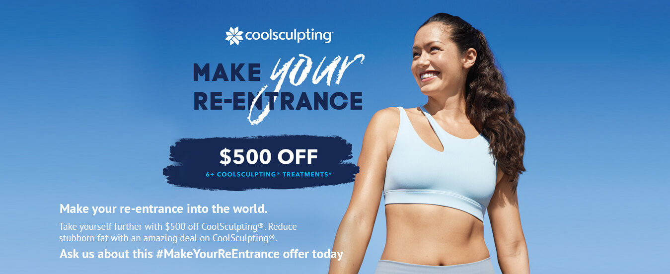Coolsculpting offers in Brooklyn NY