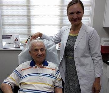 Happy Patient at Khrom Dermatology & Aesthetics - 12