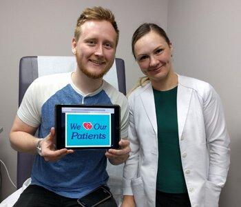 Happy Patient at Khrom Dermatology & Aesthetics - 5