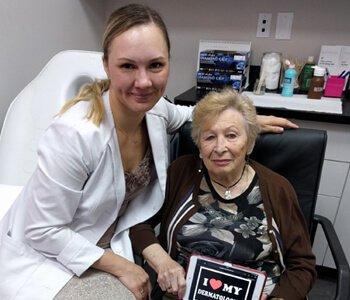 Happy Patient at Khrom Dermatology & Aesthetics - 7