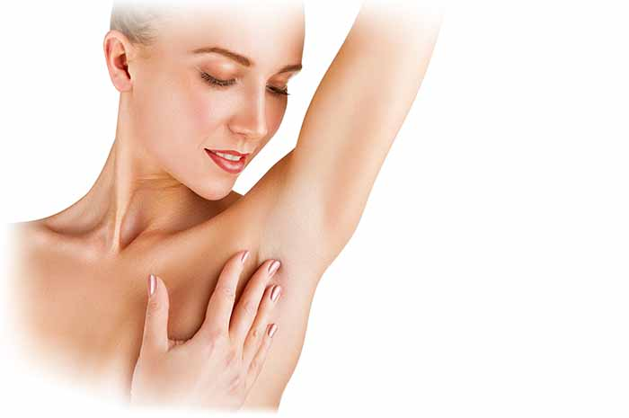 The laser hair removal procedure involve
