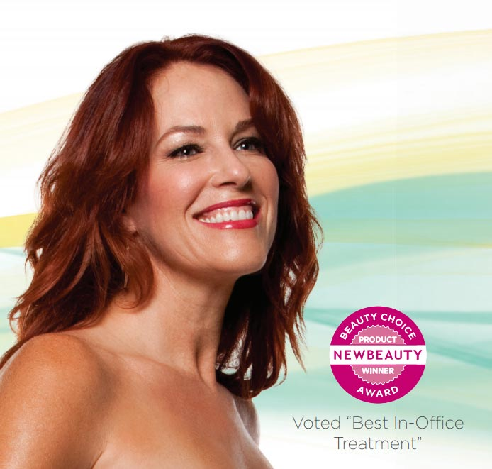 Ultherapy voted best in office treatment