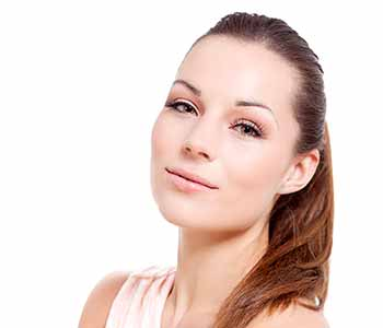 Image of a ldy who used Juvederm
