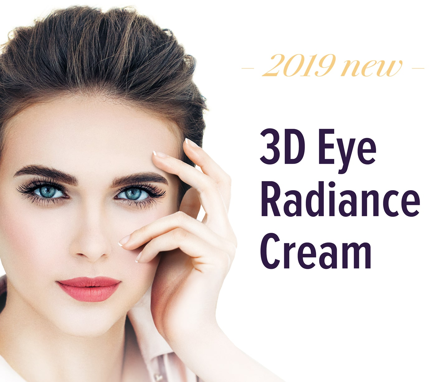 3D Eye Radiance Cream