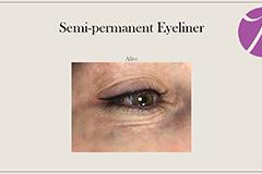 Semi-permanent Makeup After 2