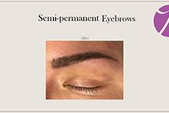 Semi-permanent Makeup After 3