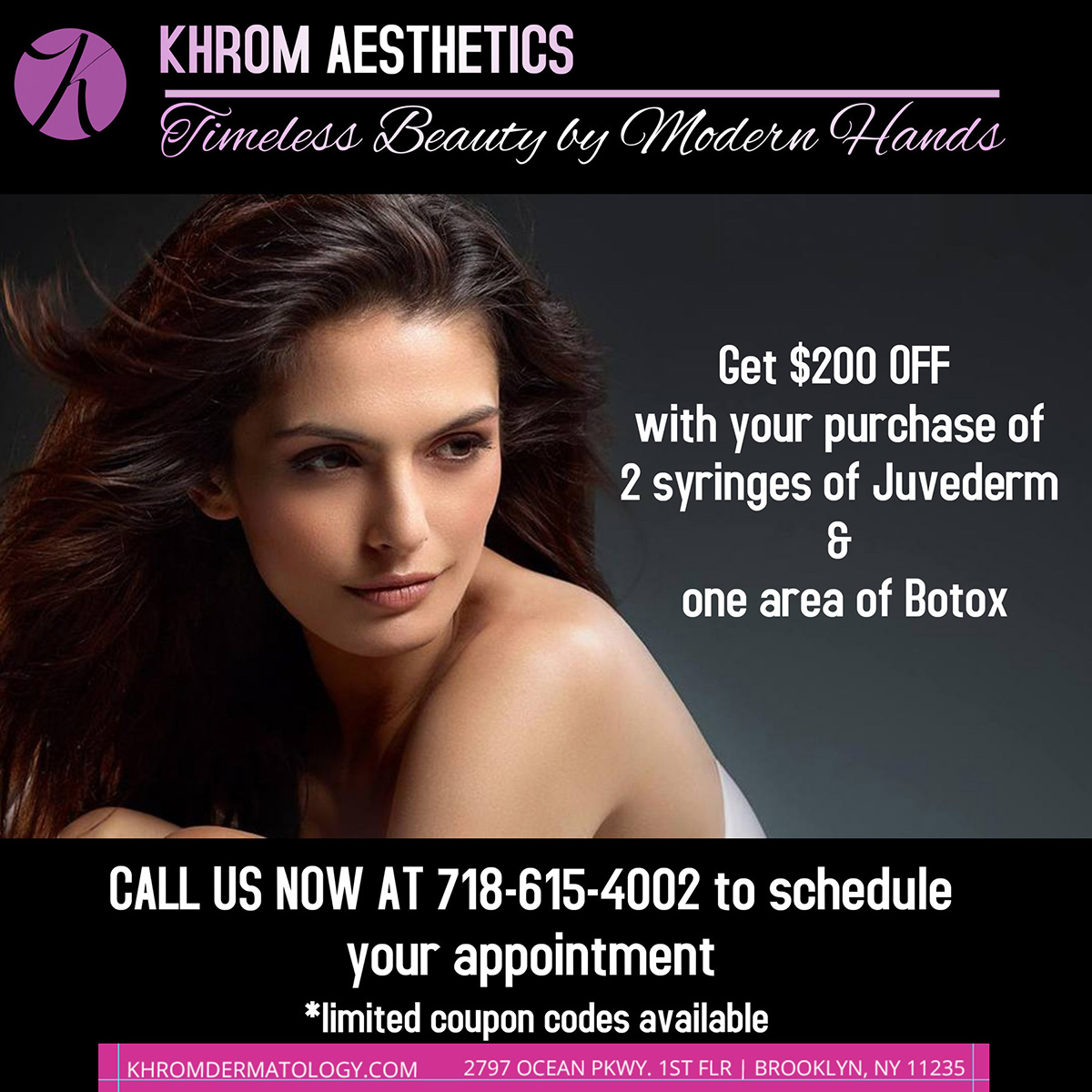 Juvederm and Botox Offer